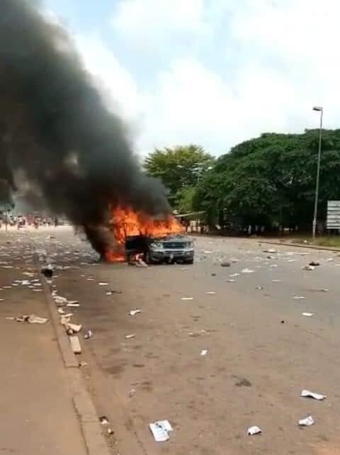 Côte d'Ivoire : Une présidentielle sous tension