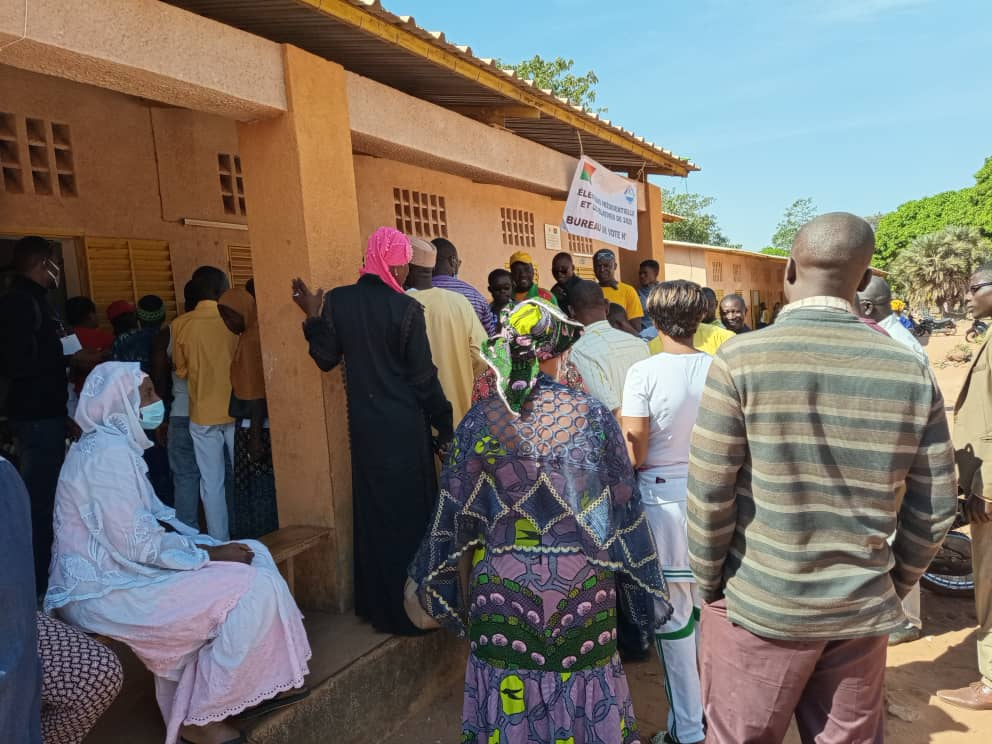 Burkina Faso : Le peuple intègre va aux urnes ce 22 novembre