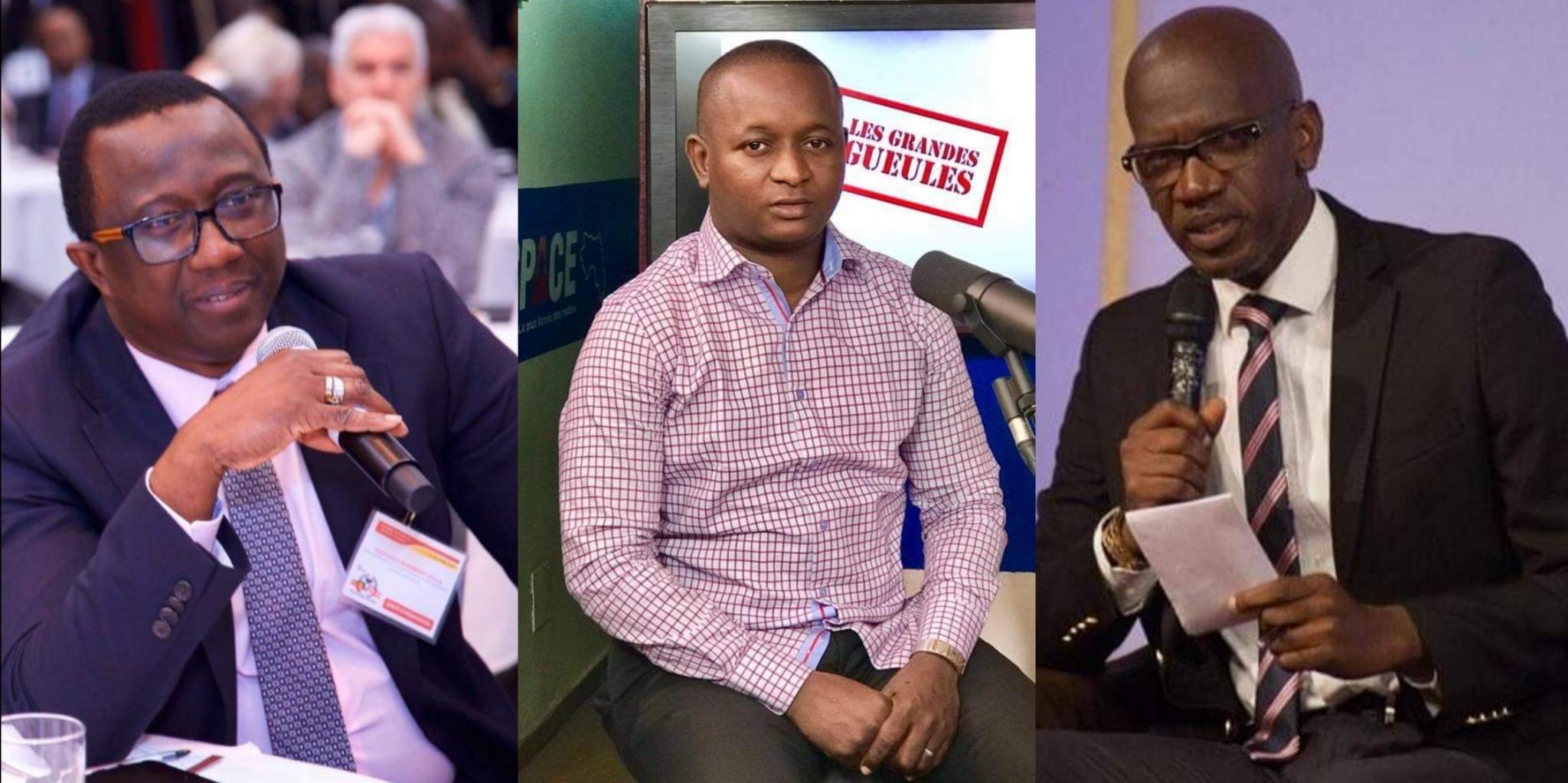 Guinée : Une ministre de la République, dans une technique de muselement de la presse