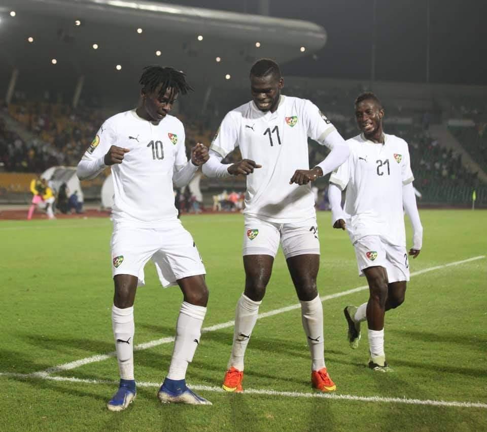 CHAN-2020: Le Togo remonte la pente