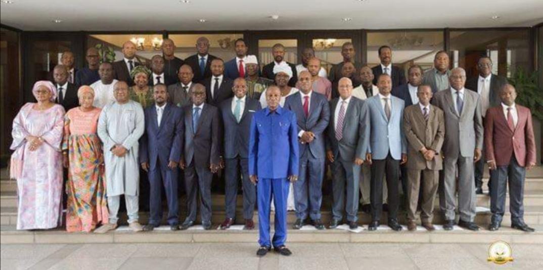 Guinée : Les membres du nouveau gouvernement connus mais à moitié