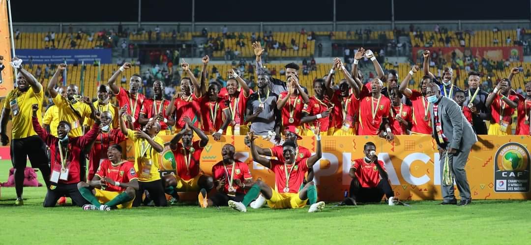 Chan 2020: La Guinée remporte la médaille de bronze