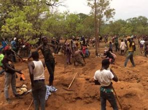 Guinée : La ruée vers l'or fait des morts